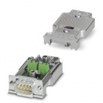 Шинный штекер D-SUB - SUBCON-PLUS-PROFIB/AX/SC - 2744380