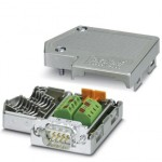 Шинный штекер D-SUB - SUBCON-PLUS-MODBUS/IL/BK - 2310808