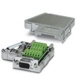 Шинный штекер D-SUB - SUBCON 15 HD/F-SH - 5604603
