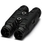 H-разветвитель - QPD H 2PE1,5 BK - 1414721
