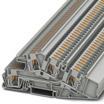 Монтажные многоярусные клеммы - PTI 4-L/L - 3214052