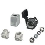 Комплект вставных соединителей - HC-STA-B06PT-BWSC-LT-M20-ELCAL - 1416344