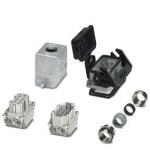 Комплект вставных соединителей - HC-STA-B10PT-BWSC-LT-M25-ELCAL - 1416345