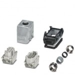 Комплект вставных соединителей - HC-STA-B10PT-BWD-LT-M25-ELCAL - 1416346