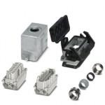 Комплект вставных соединителей - HC-STA-B16PT-BWSC-LT-M25-ELCAL - 1416348