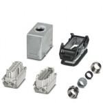 Комплект вставных соединителей - HC-STA-B16PT-BWD-LT-M25-ELCAL - 1416349