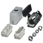 Комплект вставных соединителей - HC-STA-B24PT-BWSC-LT-M32-ELCAL - 1416351