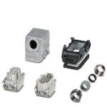 Комплект вставных соединителей - HC-STA-B10PT-BWD-LS-M25-ELCAL - 1416355