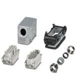 Комплект вставных соединителей - HC-STA-B16PT-BWD-LS-M25-ELCAL - 1416357