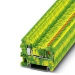 Клемма защитного провода - PTU 2,5-PE - 3209521