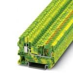 Клемма защитного провода - PTU 4-PE - 3211857