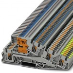 Заземляющие клеммы для выполнения проводки в зданиях - PTI 4-PE/L/NT - 3214047