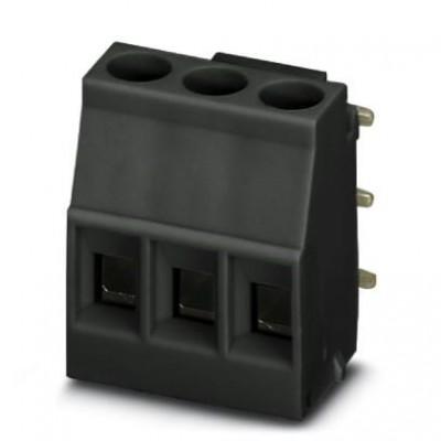 Клеммные блоки для печатного монтажа - MKDSO 2,5/ 3-R BK - 2869744