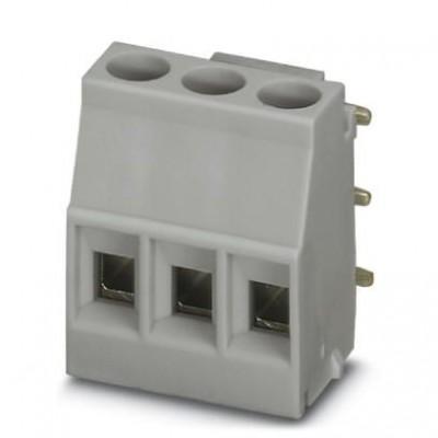 Клеммные блоки для печатного монтажа - MKDSO 2,5/ 3-R GY VPE200 - 2854403