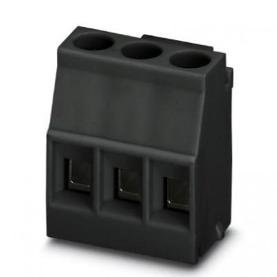 Клеммные блоки для печатного монтажа - MKDSO 2,5/ 3-L BK - 2869757