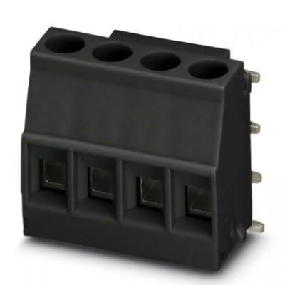 Клеммные блоки для печатного монтажа - MKDSO 2,5/ 4-R BK - 2869760