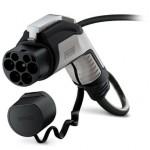 Зарядный кабель AC - EV-GBG3C-1AC16A-5,0M2,5ESBK01 - 1627599