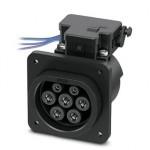 Сетевая зарядная розетка - EV-T2M3SE12-3AC32A-0,7M6,0E10 - 1405214