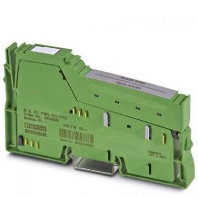 Клеммы Inline - IB IL EX PWR-ISO-PAC - 2869909