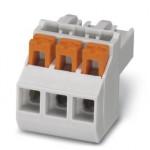 Разъем печатной платы - PSPT 2,5/ 3-ST KMGY - 2202345