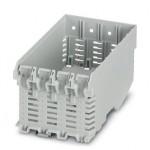 Корпус для электроники - ME-IO 75,2 B 10U TBUS 7035 - 2202664