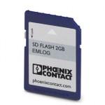 Модуль памяти настроек программ/конфиг. данных - SD FLASH 2GB EMLOG - 2403484