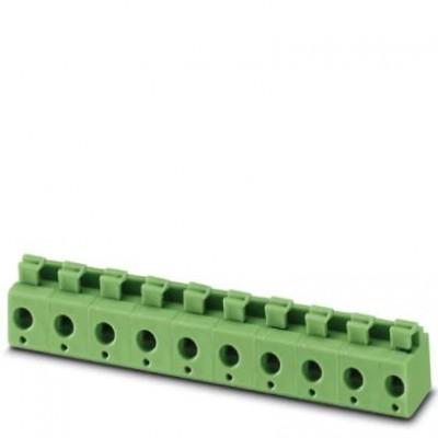Клеммные блоки для печатного монтажа - PTS 1,5/ 8-7,5-H - 1703091