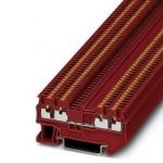 Проходные клеммы - PT 1,5/S-QUATTRO RD - 3208200