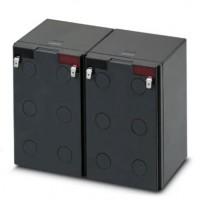 Запасной аккумулятор источника бесперебойного питания - UPS-BAT-KIT-VRLA 2X12V/12AH - 2908235