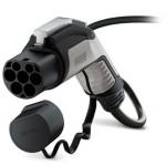 Зарядный кабель AC - EV-GBG3J-1AC32A-1,5M6,0ESBK01 - 1628116