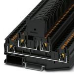 Клеммы для установки предохранителей - PTTB 4-HESI (5X20) - 3211886