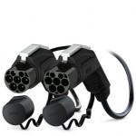 Зарядный кабель AC - EV-GBG3JK-1AC16A-5,0M2,5ESBK11 - 1628380
