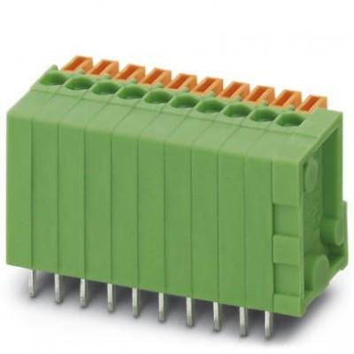 Клеммные блоки для печатного монтажа - FFKDSA1/V-2,54-14 - 1700279