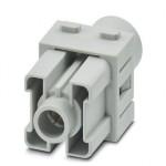 Модуль для установки контактов - HC-M-01-AT-F-40 - 1417379