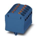 Распределительный блок - PTFIX 10X1,5-RZ BU - 3003073