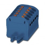 Распределительный блок - PTFIX 10X1,5-F BU - 3002994