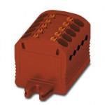Распределительный блок - PTFIX 10X1,5-F RD - 3003026