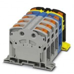 Клемма для высокого тока - PTPOWER 150-3L/N/FE-F - 3215036
