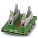 Фронтальный адаптер - FLKM 14-PA-INLINE/OUT16 - 2302764