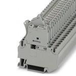 Клеммы для установки предохранителей - ST 4-HESI (5X20) GY/GY - 3039890