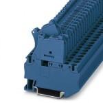 Клеммы для установки предохранителей - ST 4-HESILED 60 (5X20) BU/BU - 3036551