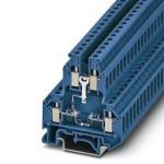 Клеммный блок - UKK 5-2R/1K4/UL-UR/10K/O-UL BU - 3070614