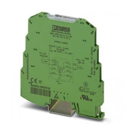 Разделительные усилители - MINI MCR-SL-U-I-4-SP - 2813583