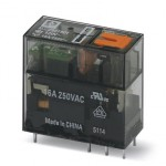 Одиночное реле - REL-MR-120AC/21HC/MS - 2987901