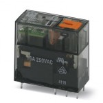 Одиночное реле - REL-MR-230AC/21HC/MS - 2987914