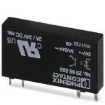 Миниатюрные полупроводниковые реле - OPT-24DC/ 24DC/ 2 - 2966595