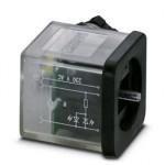 Штекерный модуль для электромагнитного клапана - SACC-VB-3CON-M16/A-1L-SV 230V - 1452165