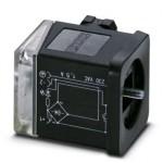 Штекерный модуль для электромагнитного клапана - SACC-VB-3CON-M16/A-GVL 230V - 1452194