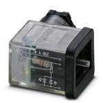 Штекерный модуль для электромагнитного клапана - SACC-VB-3CON-M16/B-1L-SV 230V - 1452220