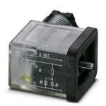 Штекерный модуль для электромагнитного клапана - SACC-VB-3CON-M16/BI-1L-SV 230V - 1452259